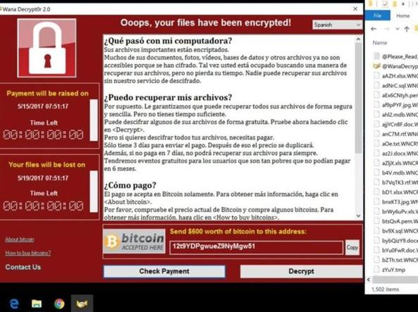 Attacco hacker globale: colpiti ospedali, compagnie telefoniche e università